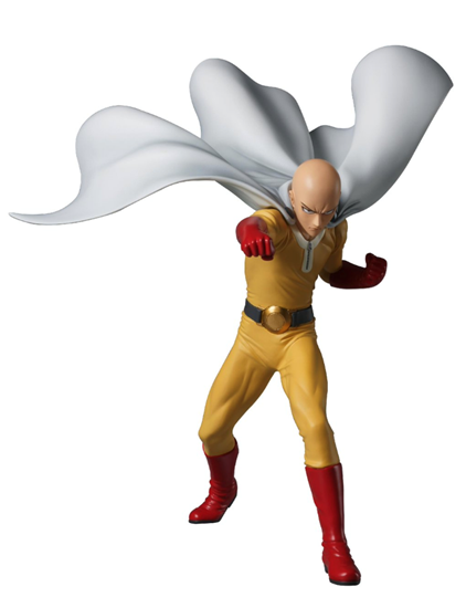 Picture of One Punch Man Saitama DXF Figurine