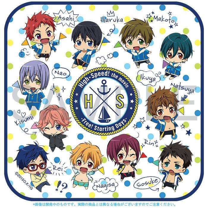 Did Fieldcrest Towels Go Out Of Business: KyoAni X Animation Do High☆Speed Towels