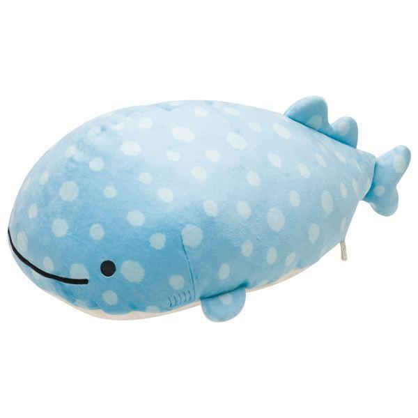 Aitai Kuji Large San X Jinbei San Mr Whale Shark Plush