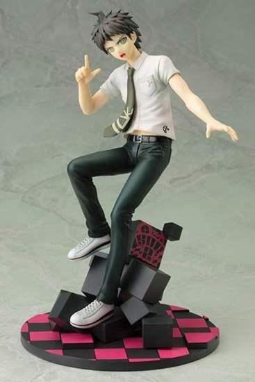 Picture of Dangan Ronpa 2 Goodbye Despair 1/8 Scale Komaeda & Hinata Figurines