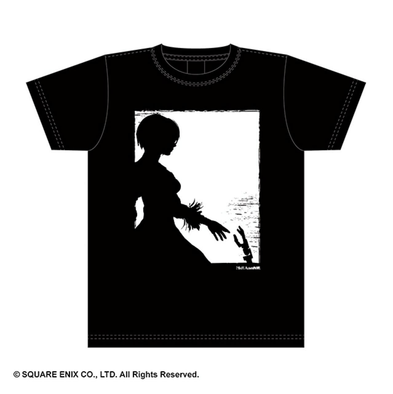 Aitaikuji Nier Automata Square Enix Store Exclusive T Shirt