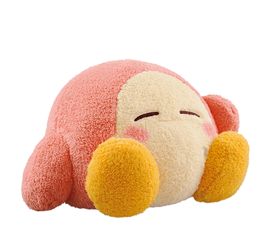 Picture of Ichiban Kuji Kirby Sweet's Party Waddle Dee Plush
