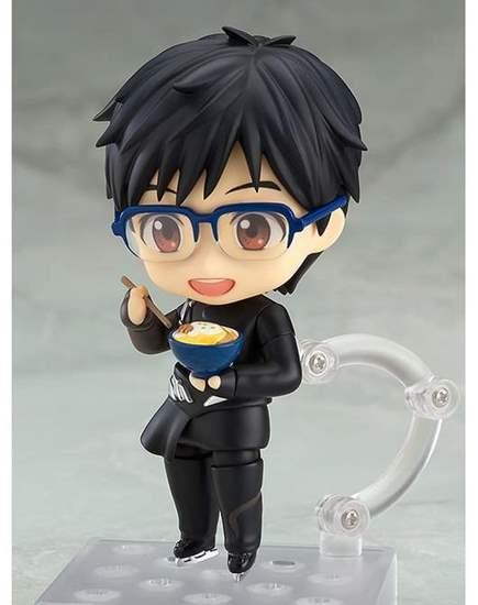 Picture of Yuri On Ice Nendoroid Yuuri Katsuki