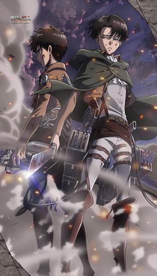 aitai�kuji attack on titan shingeki no kyojin multi