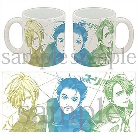 Picture of Yuri On Ice Full Color Mug