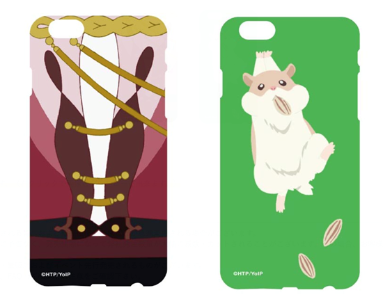 Picture of Yuri On Ice Victor Nikiforov and Phichit iPhone 6/6S Case