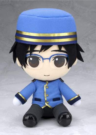 Picture of Yuri On Ice Gift Company Plush Hotel Yuri FIRST RESERVATION