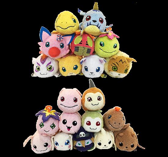 Picture of Digimon Adventure Tri Tsum Mascots Vol. 2