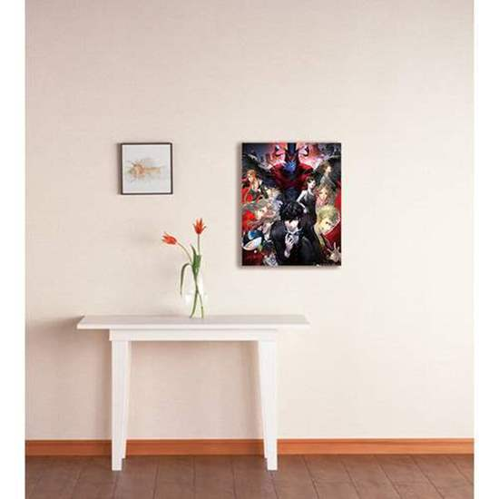 Picture of Persona 5 Marui Limited Shop Goods Canvas Art RE-RELEASE