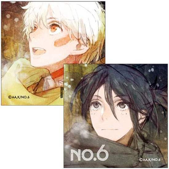 Picture of No. 6 Comiket Special Can Badge Set