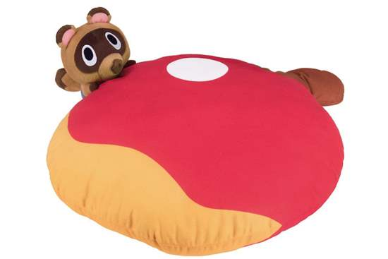 Picture of Ichiban Kuji Animal Crossing 7-11 Convenience Store Tommy Apple Cushion