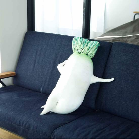 Picture of YOU + MORE Sexy Daikon Large Plush