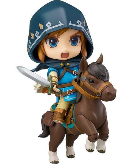 Picture of The Legend of Zelda Breath of the Wild Link DX Edition Nendoroid