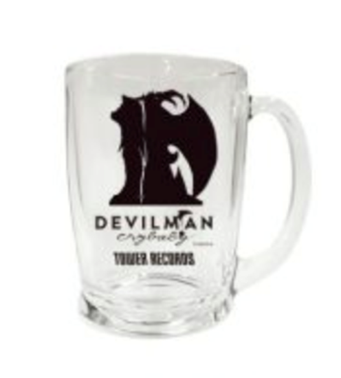 Picture of Devilman Crybaby Tower Records Collaboration Goods Mug