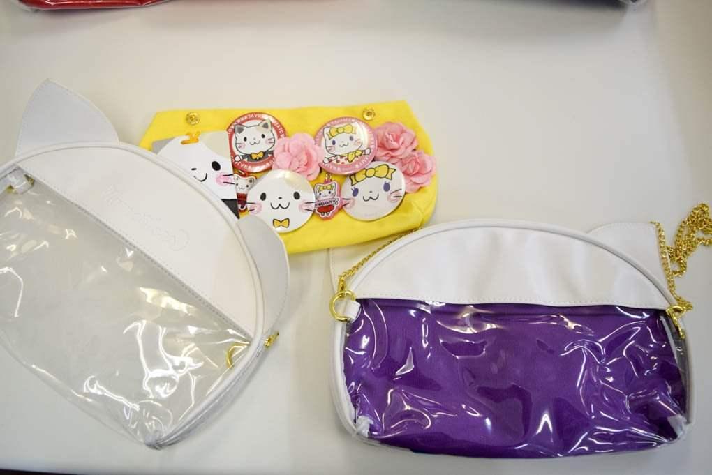 Namja Town Exclusive Cat Ears Ita Bag Crossbody Bag