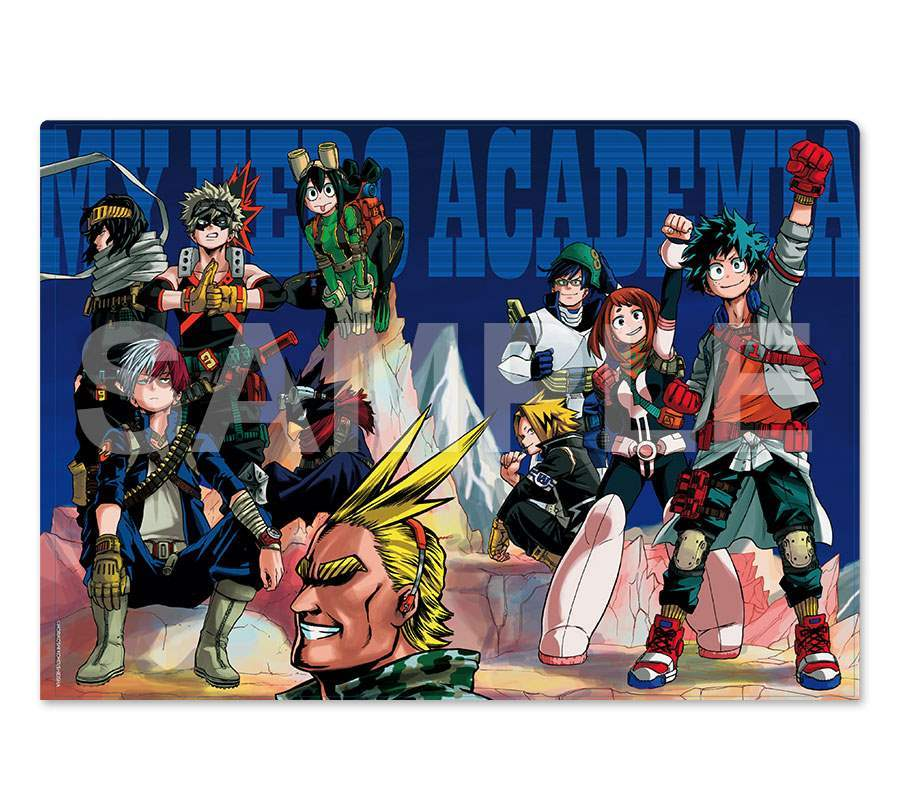 Aitaikuji Boku No Hero Academia Jump Store Exclusive Horikoshi
