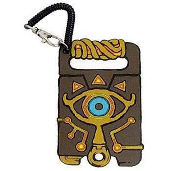 Picture of The Legend of Zelda Breath of the Wild Sheikah Slate Train Pass