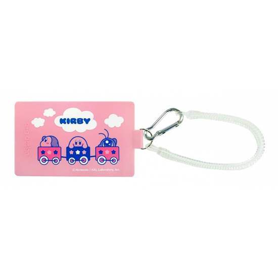 Picture of Kirby Lawson Limited Edition Goods Wai Wai Train Pass Case