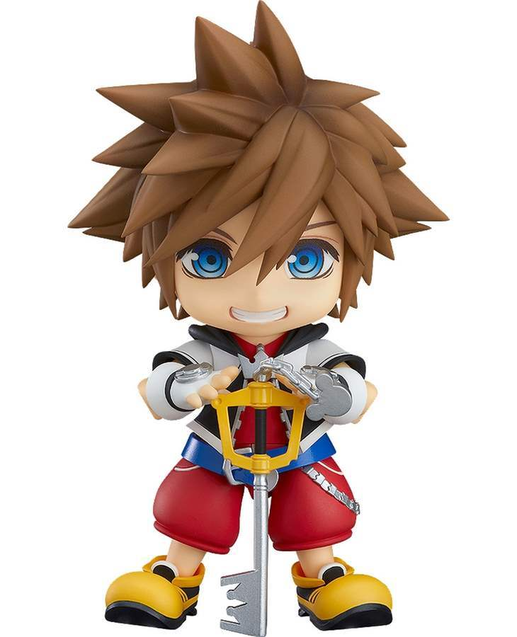 Kingdom Hearts Sora Nendoroid With FREE GIFT