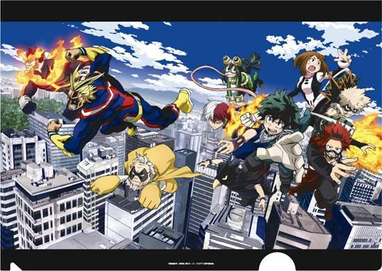 """Picture of Boku No Hero Academia Lenny Code Fiction """"Make my story"""" Animate Special CD + DVD"""