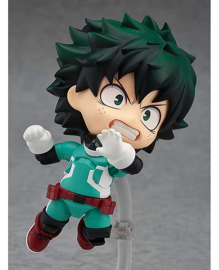 Boku No Hero Academia Nendoroid Midoriya Izuku with FREE BNHA GIFT