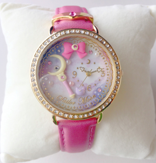 Picture of Sailor Moon Official Store 1st Anniversary Memorial Watch