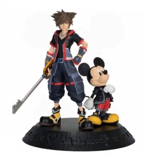Picture of Ichiban Kuji Kingdom Hearts Kuji Sora and King Mickey Figurine Set