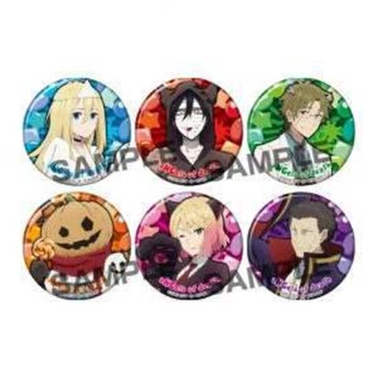 Satsuriku No Tenshi Animate Halloween Horror Nights Goods Can Badges BLIND  PACKS