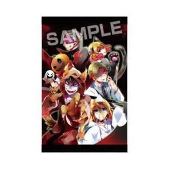Picture of Satsuriku No Tenshi Animate Halloween Horror Nights Goods Tapestry