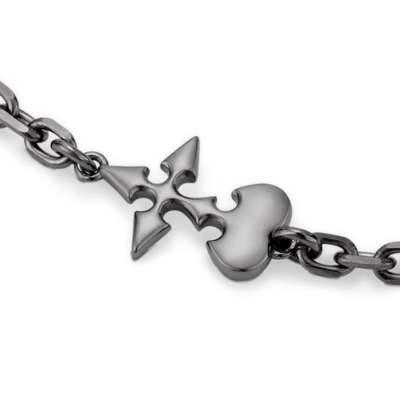 Aitaikuji Kingdom Hearts U Treasure Sterling Silver Nobody