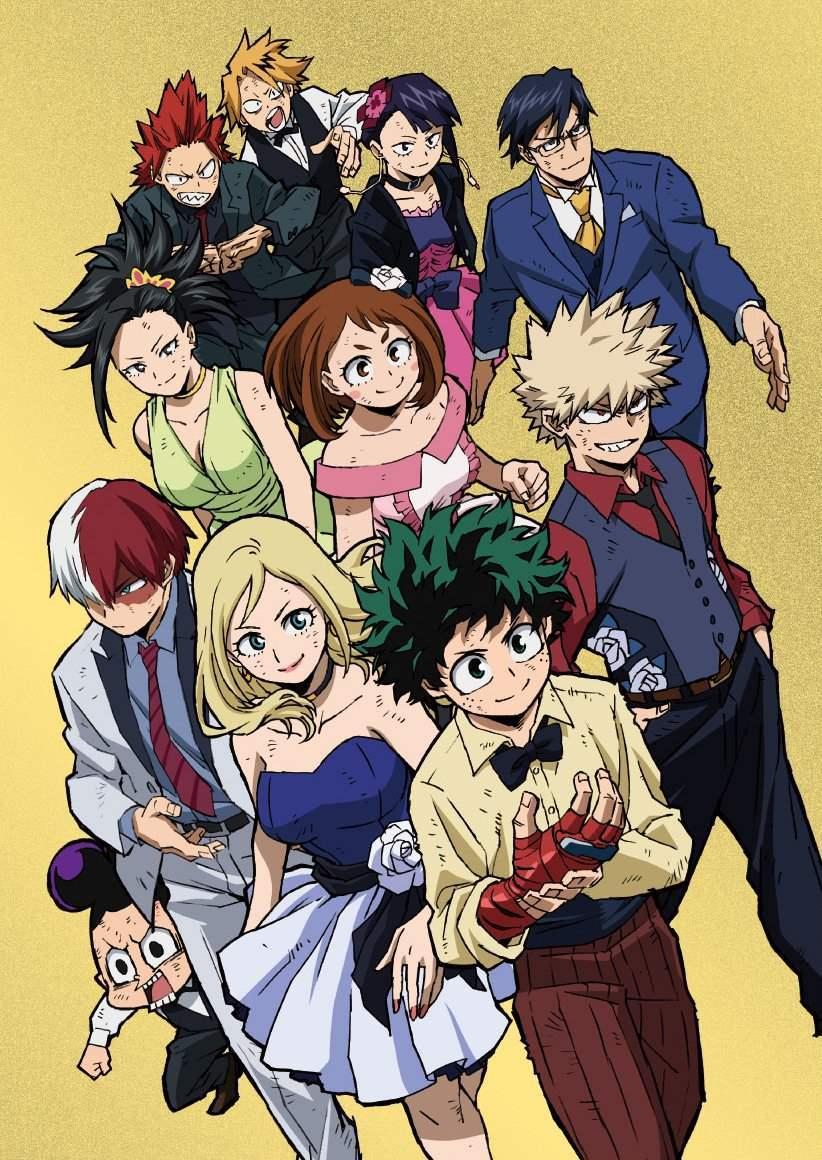 Aitai☆Kuji - Boku No Hero Academia The Two Heroes Movie ...
