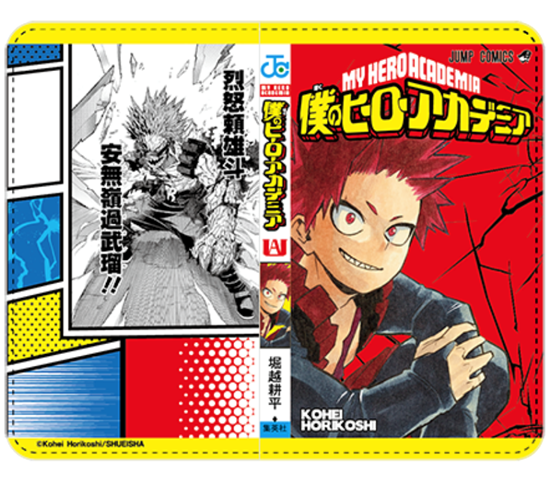 Picture of Boku No Hero Academia Jump Shop Online Customizable Smartphone Case Kirishima