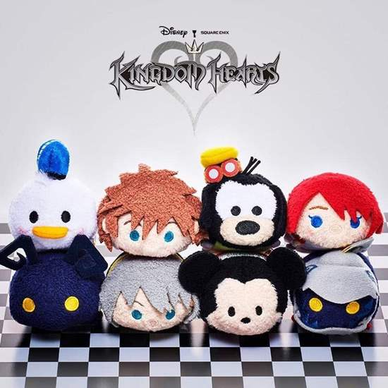 Picture of Kingdom Hearts Disney Exclusive Tsum Tsum Box Set