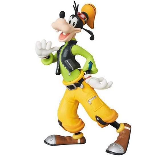 Picture of Kingdom Hearts Medicom Ultra Detail Figurine Goofy