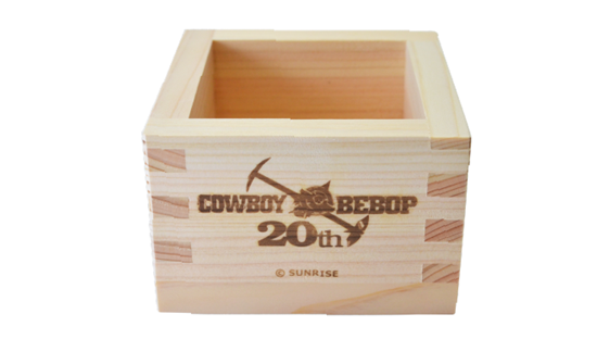 Picture of Cowboy Bebop Session 2 Animate Cafe Goods Sake Cup