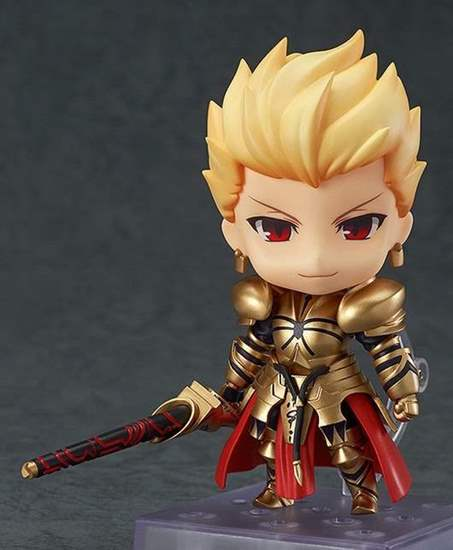 Picture of Fate/Stay night Gilgamesh Nendoroid