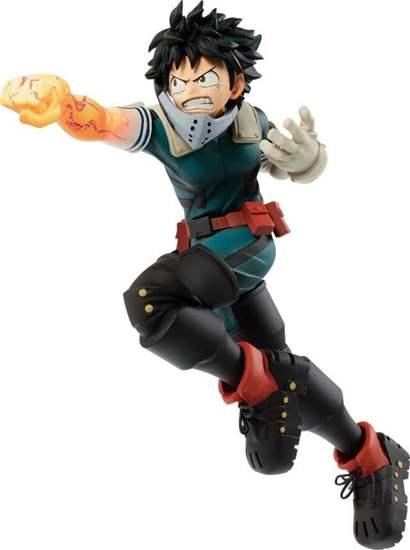 Picture of Ichiban Kuji Boku No Hero Academia FIGHTING HEROES feat. SMASH RISING Deku LAST ONE RARE Figurine