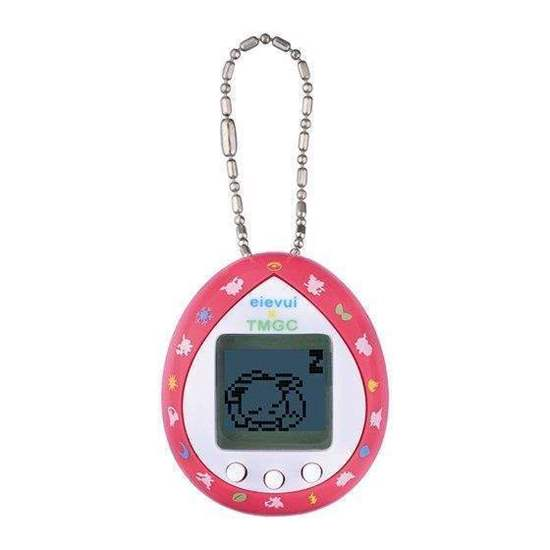Picture of Pokemon Bandai Eevee x Tamagotchi Keychain Colorful Friends Version SECOND RESERVATION