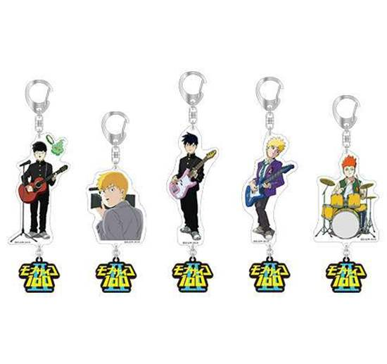 Picture of Mob Psycho 100 II Limited Base Goods Acrylic Keyholder