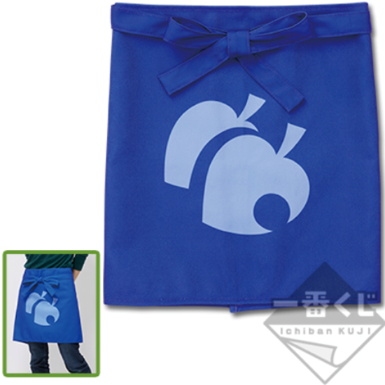 """Picture of Ichiban Kuji Animal Crossing """"A New Lifestyle, Everyday is Special"""" Kuji RARE PRIZE Timmy & Tommy Apron"""