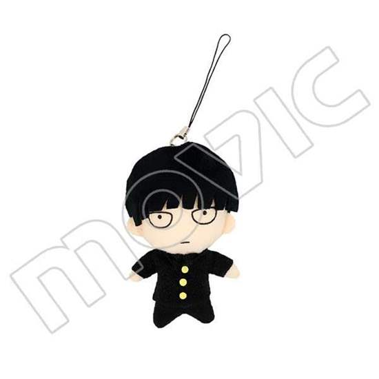 Picture of Mob Psycho 100 Movic Plush Strap Mob