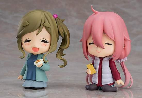 Picture of Yurucamp Max Factory Inuyama Aoi Nendoroid
