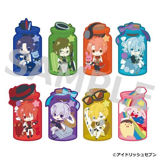 Picture of IDOLiSH7 Algernon Product CharaToria Vol. 3 BLIND PACKS