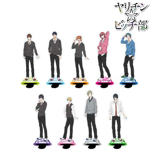 Picture of Yarichin☆B*tch Club Armabianca Acrylic Stand BLIND PACKS