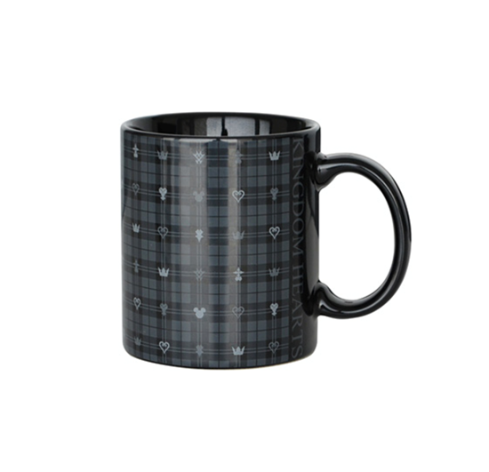 Picture of Kingdom Hearts 3 Square Enix Monogram Black Mug