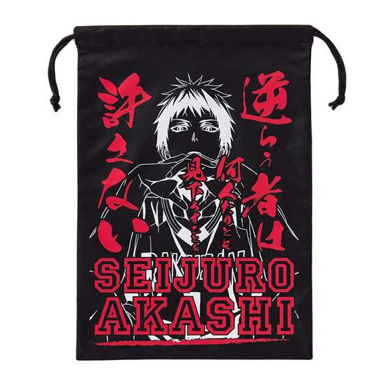 Picture of Kuroko No Basket x XTS Goods Laundry Bag Akashi Seijuurou