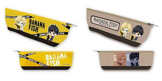 Picture of BANANA FISH Hugging Style Boat Pen Pouch