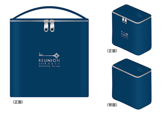 Picture of IDOLiSH7 2nd LIVE REUNION Concert Goods Cooler Bag