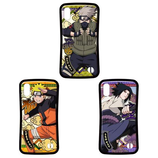 Picture of Naruto Shippuden Brujula Ultra Ninja iPhone X/XS Case