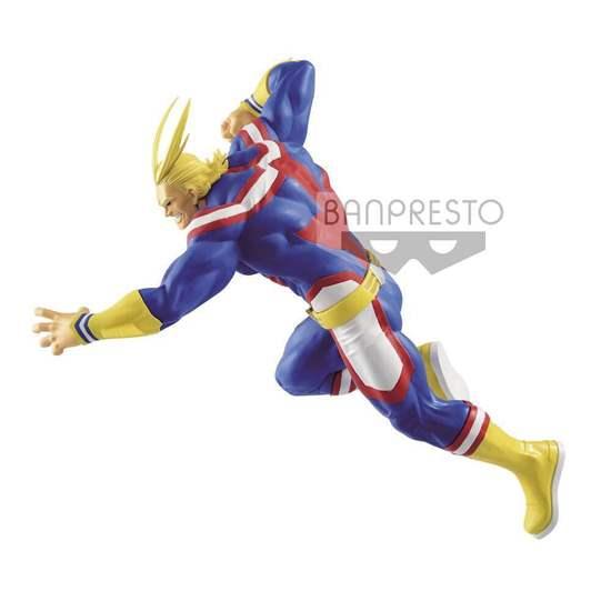 Picture of Boku No Hero Academia Banpresto THE AMAZING HEROES Figurine Vol. 5 All Might